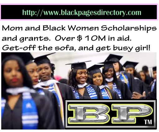 Black News and Black Women Scholarships