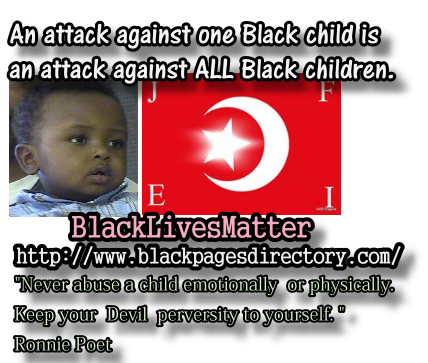 Black Pages Directory: Protect Black Children against Adult perversity